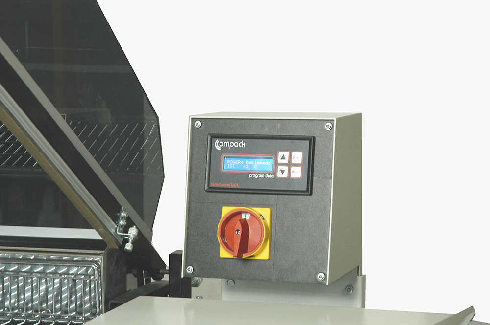 Haubenschrumpfmaschine Profi Packer-SCH
