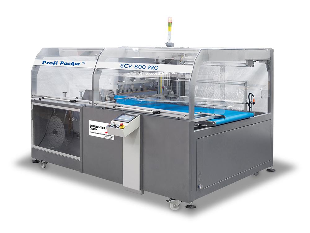 Verpackungsmaschinen vollautomatisch