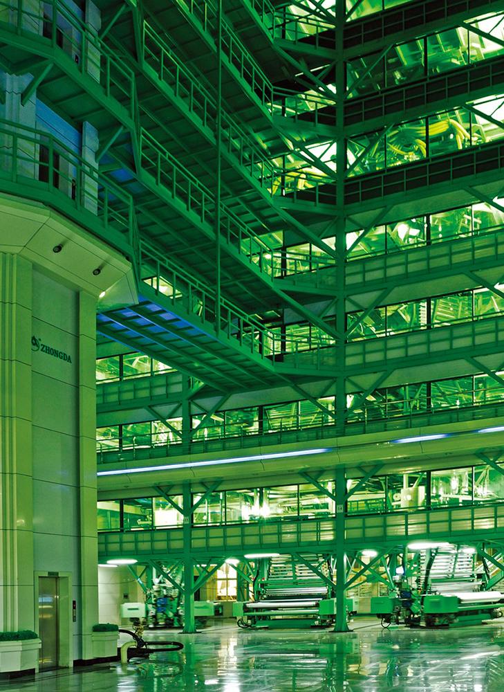 Schlichter Verpackungssysteme Folienproduktijon-Exklusivpartner-Zhongda