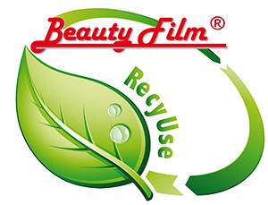 Beauty Film RecyUse Umwelt- und Bio-Folien