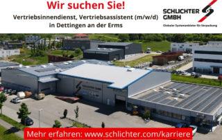 Karriere bei Schlichter -Vertriebsinnendienst-Dettingen-Erms-060821